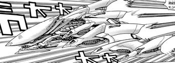 Transcend Game - Blue-Eyes jet