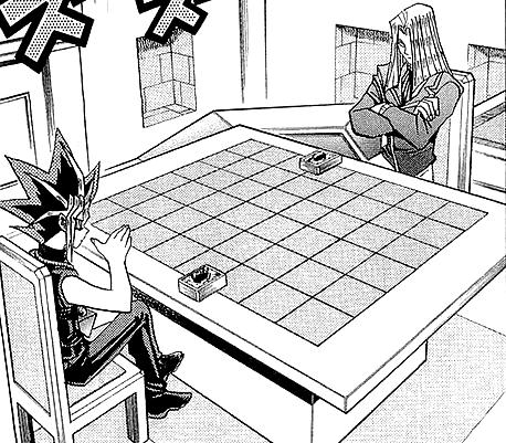 File:Dark Yugi VS Pegasus - Duelist Kingdom.png