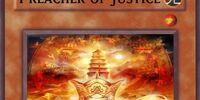 Preacher of Justice