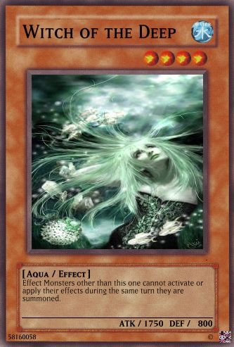 Witch of the Deep