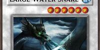 Large Water Snake