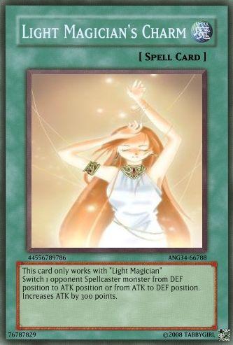 Light Magician's Charm