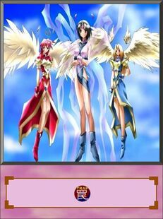 Call of the Angels dubbed anime
