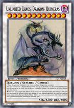 (23) U.C. Dragon- Quimeras