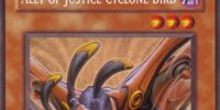 Ally of Justice Cyclone Bird
