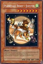 Planetary Beast Jupiter