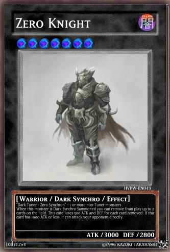 Zero Knight