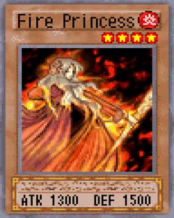 Fire Princess 2004