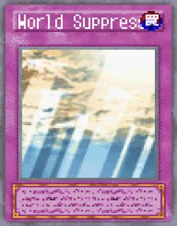 World Suppression 2004