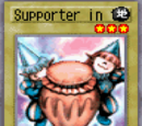 Supporter in the Shadows