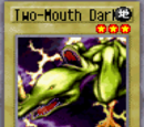 Two-Mouth Darkruler