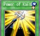 Power of Kaishin