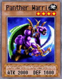 Panther Warrior 2004