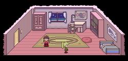Poniko's room