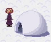 Igloo(Snow World)
