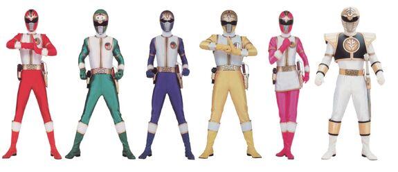 Squadron Rangers