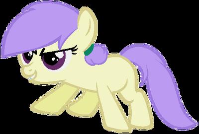 Cream Puff (Filly)