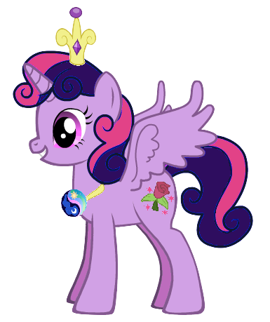 File:Princess Lilly Sparkle Rose.png