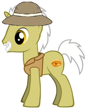 Professor Mosquito Amber