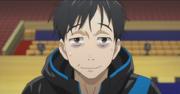 Yuuri tired EP7