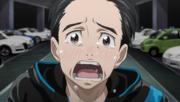 YK crying EP7