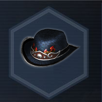 Cowgirl hat p