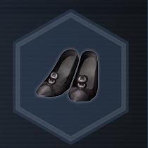 Blue Slippers C