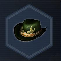 Cowboy hat l