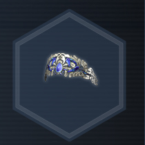 Blue Comb L