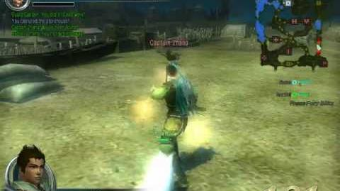 Dynasty Warriors Online - The Smugling Ring S