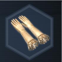 Silk Gloves C
