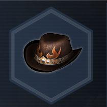 Cowboy hat m