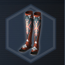 Kung Fu Shoe C