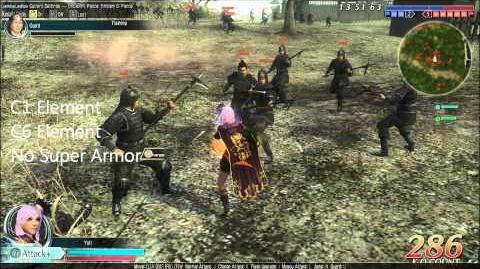 DWO Iron Sword - Pierce
