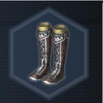 Crimson boots C