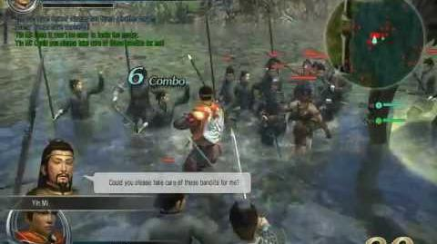 Dynasty Warriors Online -The Wondrous Spring S