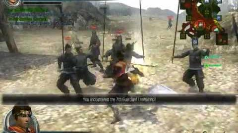Dynasty Warriors Online -The Red Horse S