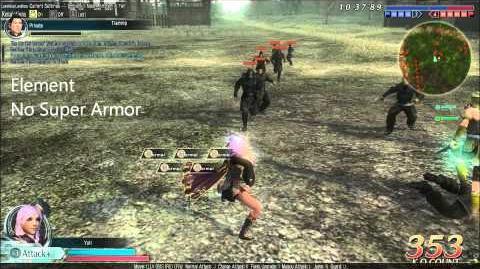 DWO Iron Spear - Fan