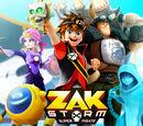 Zak Storm (serie)