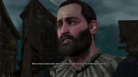 Kill Jad Karadin the ex-witcher (Following the Thread) Witcher 3 Wild Hunt