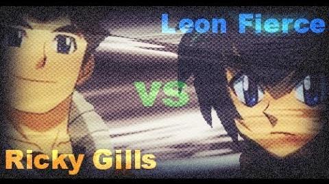 Beyraiderz Amv Ricky Gills vs Leon Fierce Falling Inside The Black Full