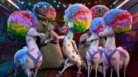 Madagascar 3 - Afro Circus Remix-0