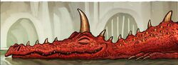 Sewer Dragon 01