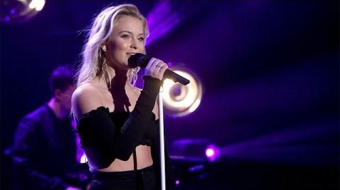 Zara Larsson and Ty Dolla $ign Perform 'So Good'!