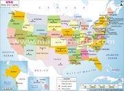 Maps of world usa states city