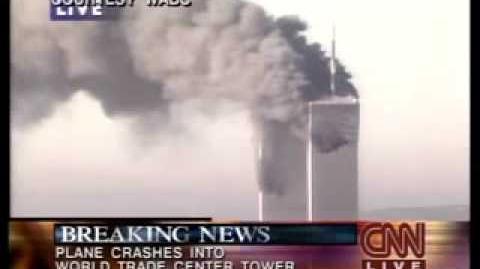 CNN 9 11 COVERAGE 8 48am - 9 30am