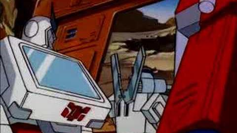 Transformers episode 12 - The ultimate doom, search part 2