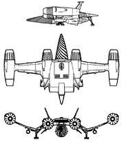 Bomber ship