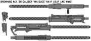 M2 50 caliber ma duce navy by bagera3005-d3cfrrh