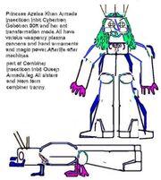 Princess A Armada insecticon